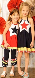 Twirls & Twigs Firecracker Outfits